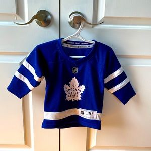 Toronto maple leaf INF authentic jersey